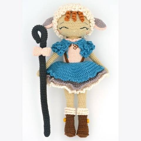 COLINE-P'tite Peste-Pattern Crochet /Amigurumi at Makerist