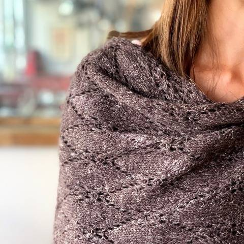 Aysgarth Scarf and Wrap at Makerist