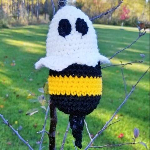 Boo - Bees Crochet Pattern at Makerist