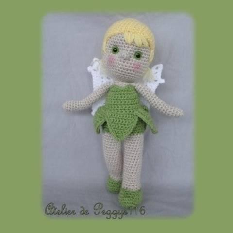 Tinkerbell Doll at Makerist