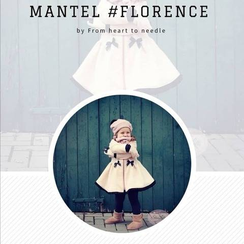 Mantel #Florence bei Makerist