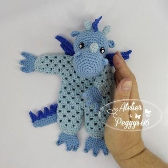 Dragon lovey granny at Makerist - Image 1