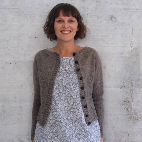 Nuumi Cardigan bei Makerist