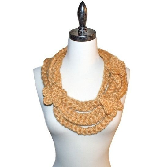 Golden Gate Scarf at Makerist - Image 1