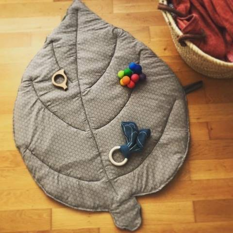 Herbstlaub ♥ Babydecke & Accessoires bei Makerist