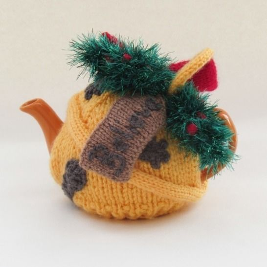 Santa Believe Bell Tea Cosy  at Makerist - Image 1
