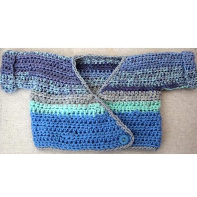 Brassière préma (38-40 SA) - Tuto crochet gratuit