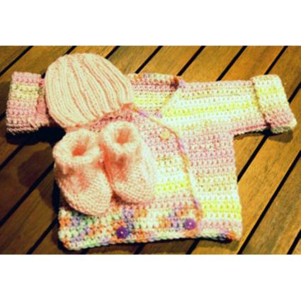 Brassière cache-coeur préma - Tuto crochet gratuit
