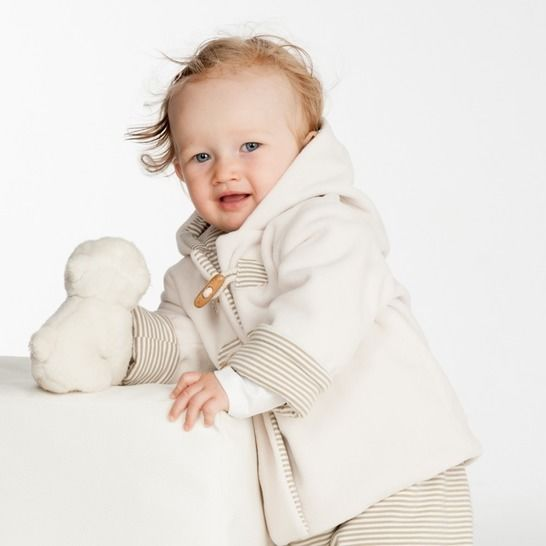 Baby duffle coat and pants pattern bundle BRIO + LUCCA at Makerist - Image 1