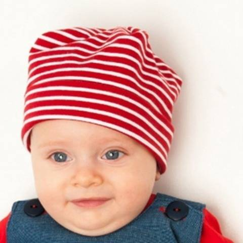 BUBU Easy Baby Beanie PDFsewing pattern in 3 Versions at Makerist