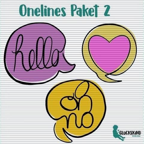 Oneline Plotts Paket 2