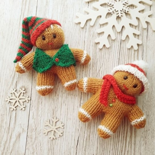 Christmas Gingerbread Men at Makerist - Image 1