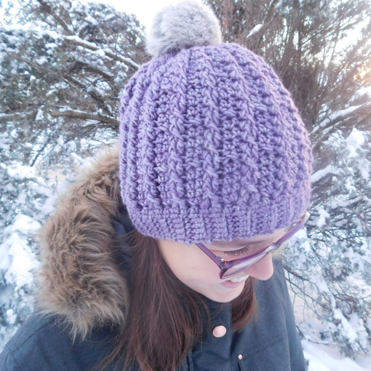Trinity - tuque à crocheter