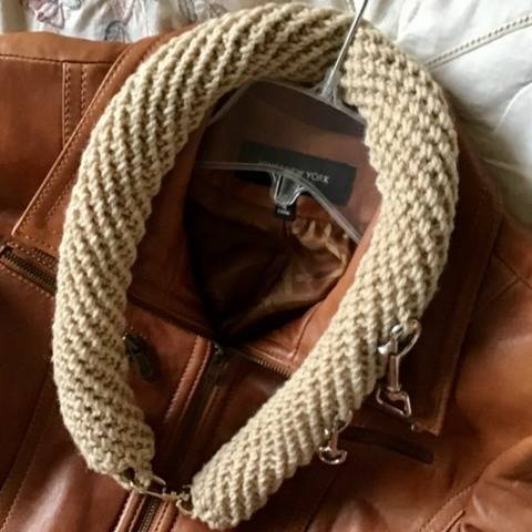 The Cadieux Cowl at Makerist