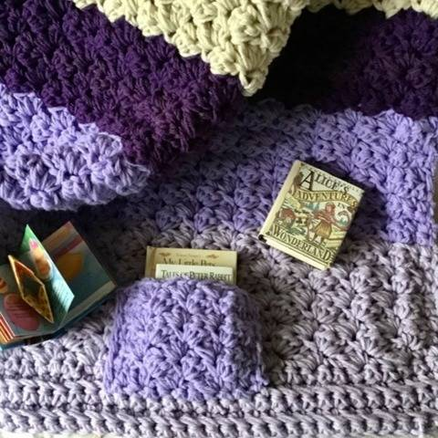 The Storybook Blanket at Makerist