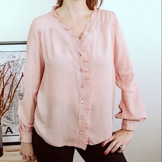 Blouse Wendy - Du 32 au 56 - 3 Statures (160/168/176) chez Makerist - Image 1