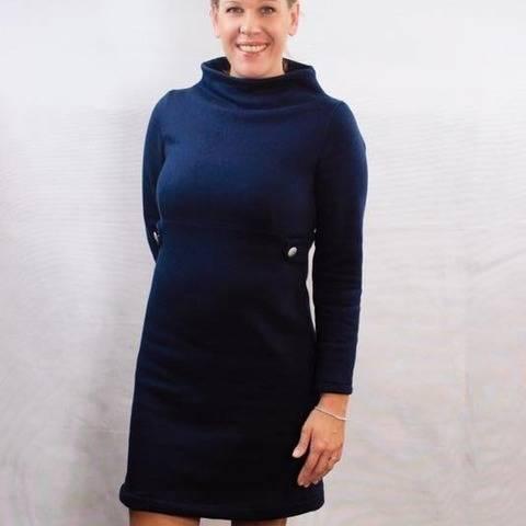 JackyO-Dress, Nähanleitung & Schnitt bei Makerist
