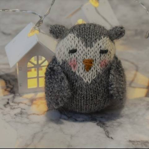 Owl Woodland Collection at Makerist