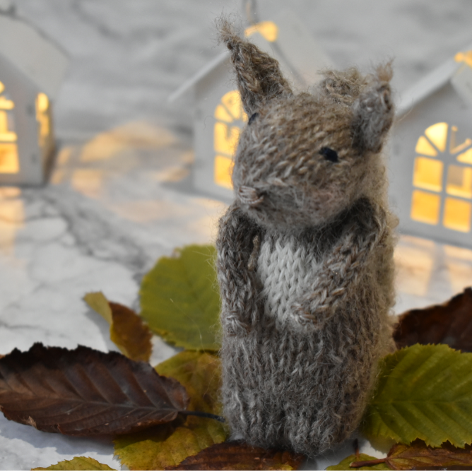 Squirrel Woodland Collection