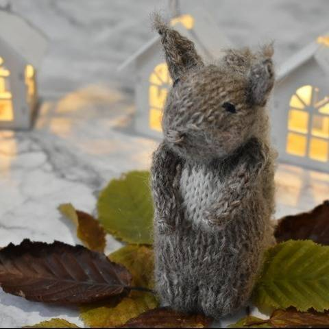 Squirrel Woodland Collection at Makerist
