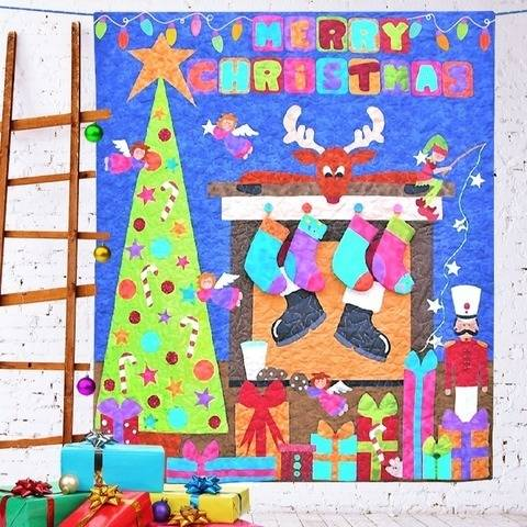 Merry & Bright Quilt Pattern