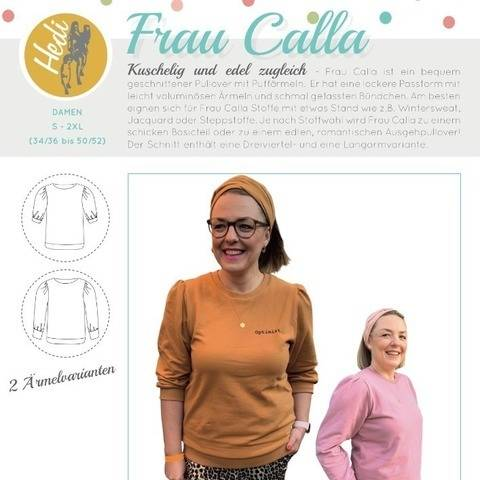 "eBook ""Frau Calla"""