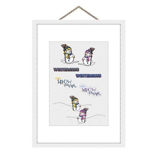 Lumi(ukko) | Kombi Plott, DigiStamps & DigiPapier bei Makerist - Bild 1