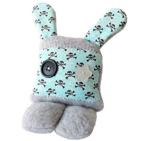 Bini Monster Plush Toy Sewing Pattern at Makerist