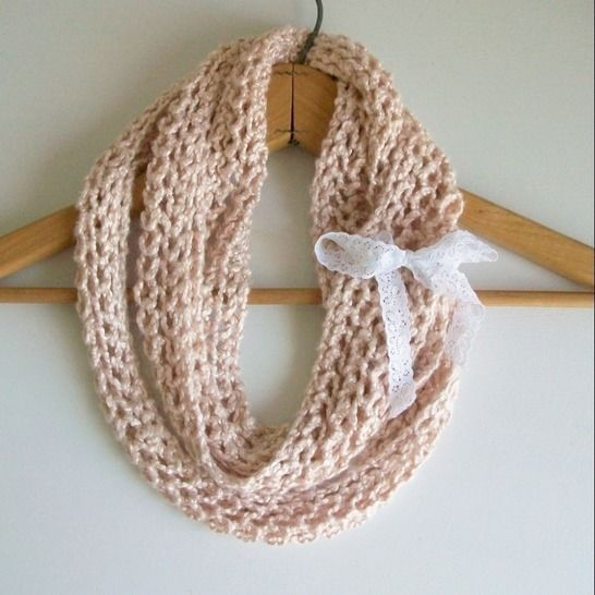 Beachy Boho Circle Scarf at Makerist - Image 1