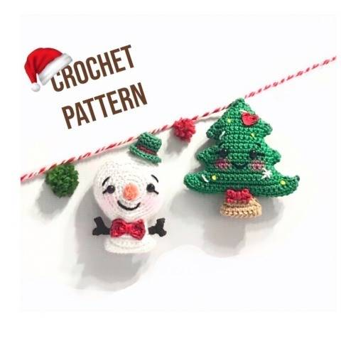 Cutie Mini duo for Christmas at Makerist