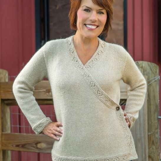 Geneva Top-Down Cardigan #B113 at Makerist - Image 1