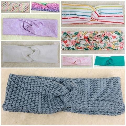 Haarband Lotti Bandeau KU 35 - 60 cm FREEBOOK