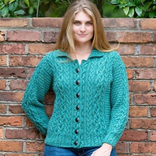 Cabled Cardigan #173 at Makerist - Image 1