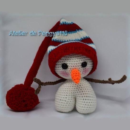 Bonhomme de neige chez Makerist - Image 1