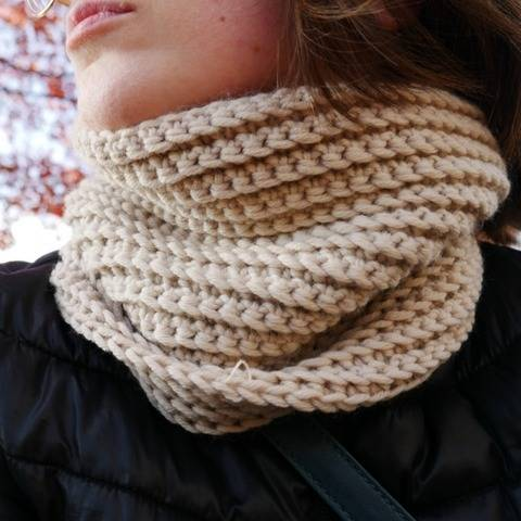 Snood Anima chez Makerist