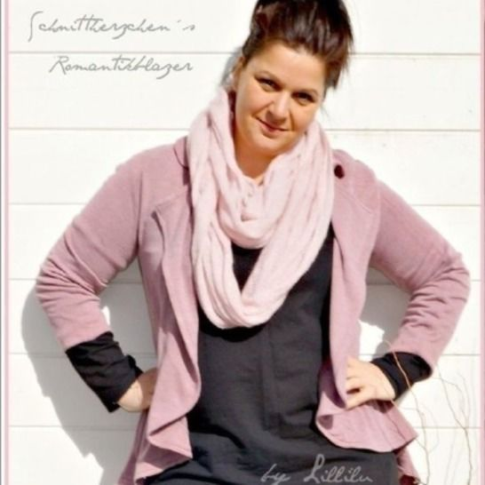 Romantic Blazer 34-50 bei Makerist - Bild 1