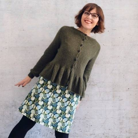 Kate's Cardigan bei Makerist