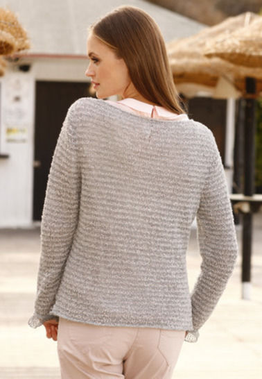 Jillian Pull, Pull-over chez Makerist - Image 1