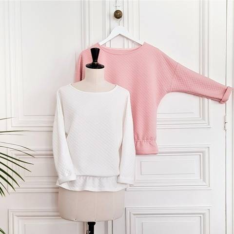 Sweatshirt RELAX chez Makerist