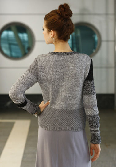Electra Pull, Pull-over chez Makerist - Image 1