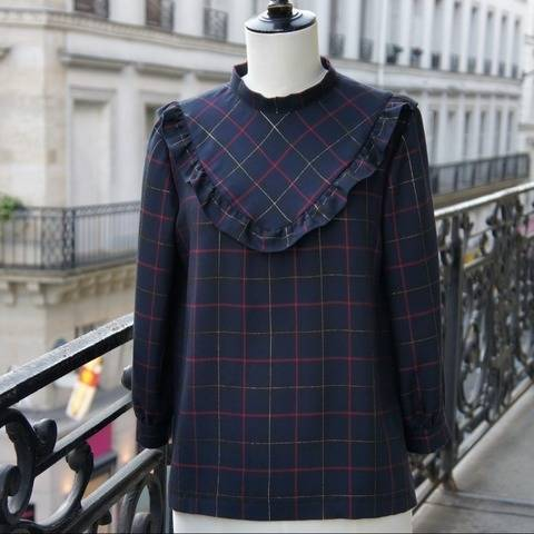 Blouse FOLLOW ME chez Makerist