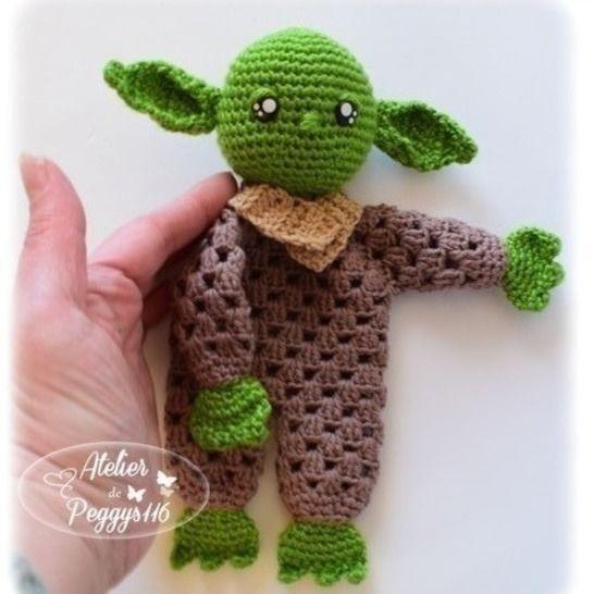 Doudou Bébé troll Granny chez Makerist - Image 1