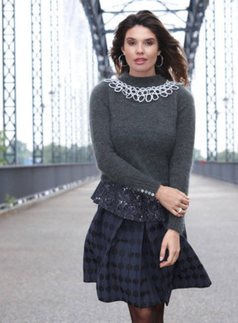 Fabienne Pull, Pull-over