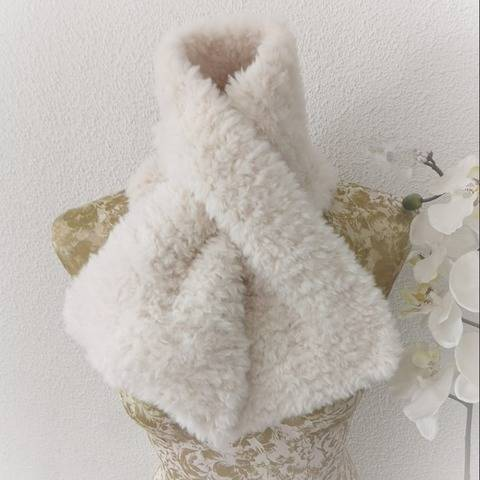 Faux Fur Neck Warmers at Makerist