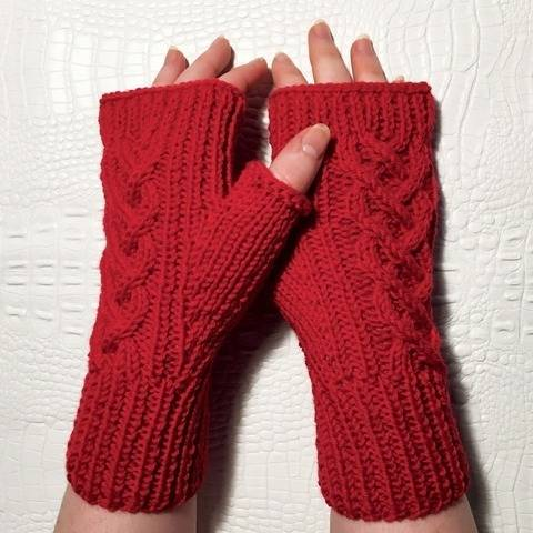 Maogann Fingerless Gloves