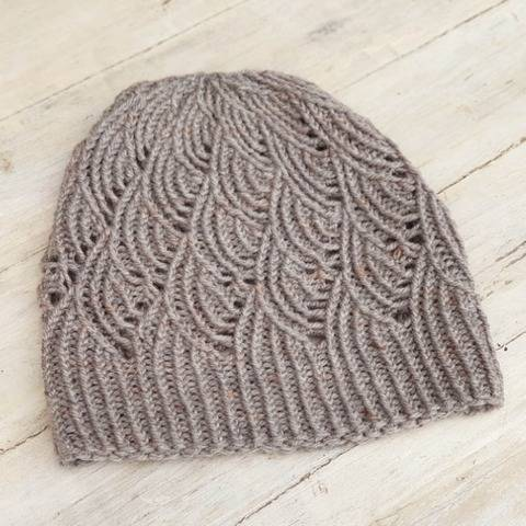 His and Hers Hat Magic Knitting Pattern at Makerist