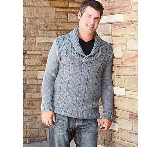 Sweater - Parkside Men's Sweater at Makerist
