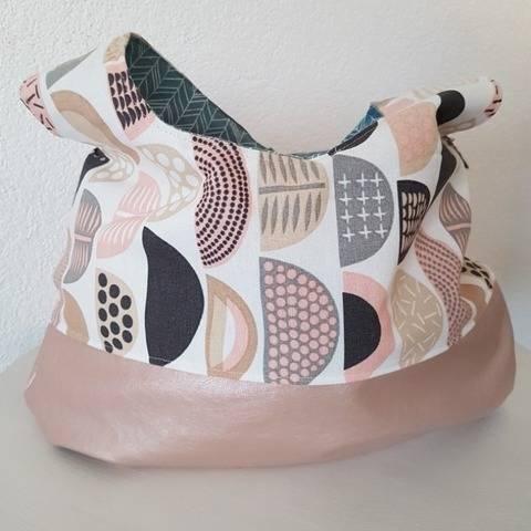 DIY Nähanleitung für eine Charliebag inkl. Schnittmuster  bei Makerist