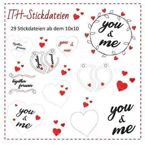 ITH- Set - you and me bei Makerist