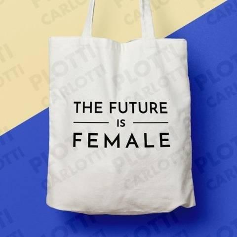The Future Is Female Plotterdatei bei Makerist